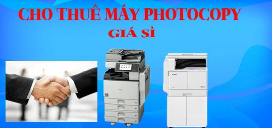 Căn cứ vào nhu cầu sử dụng mà chọn máy photocopy cho phù hợp