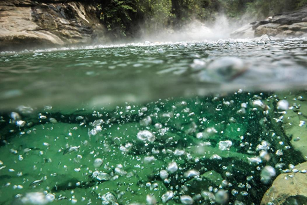 Image result for The Boiling River