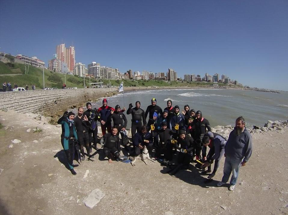 11/10/2014 - Práctica en Cabo Corrientes 1