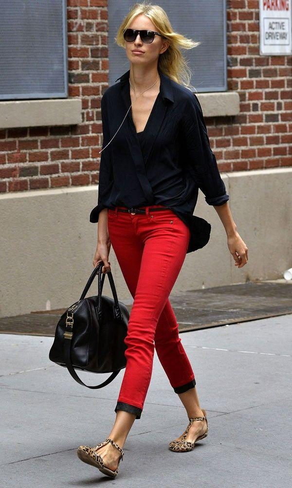 Flat Shoes For Women - Street Style (3)