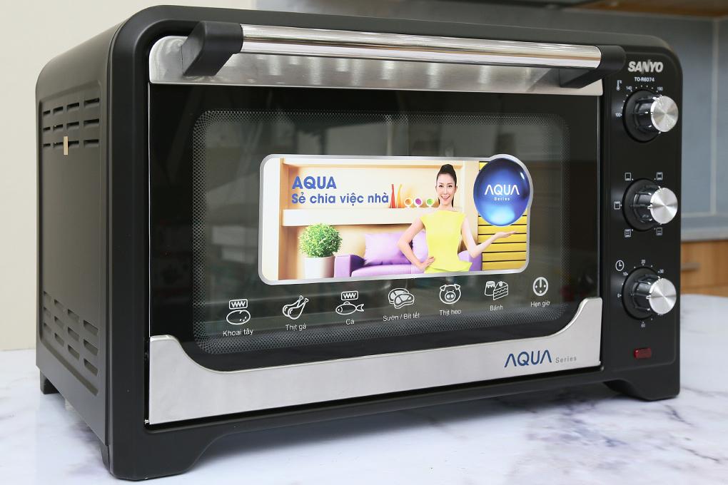 Lò nướng Aqua ATO - R6074