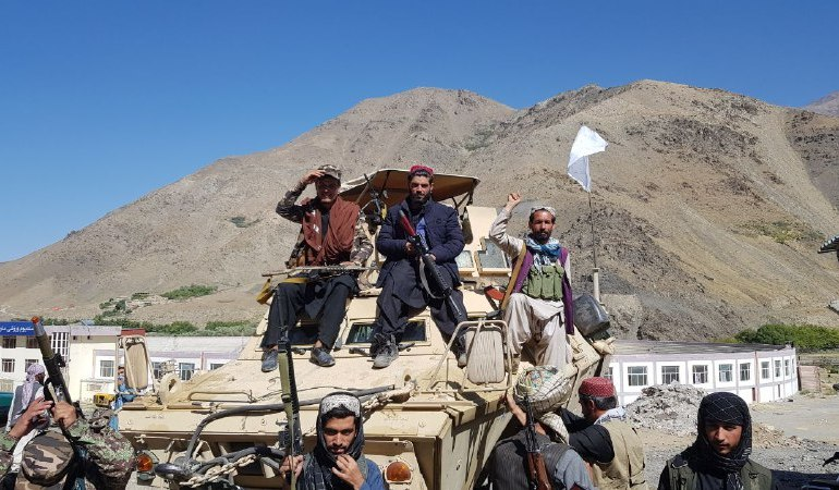 Panjshir, the last pocket of resistance, falls to Taliban   Asia News   Al  Jazeera
