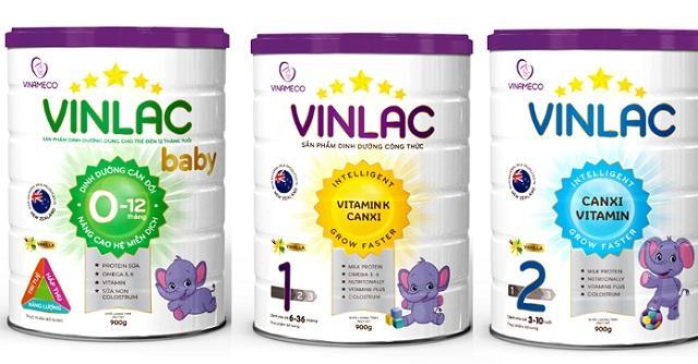 Sản phẩm sữa tăng cân cho trẻ Vinlac - Sự lựa chọn hàng đầu của các bà mẹ 4