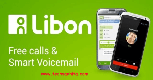 Libon Top 5 free calling apps for android to any phone
