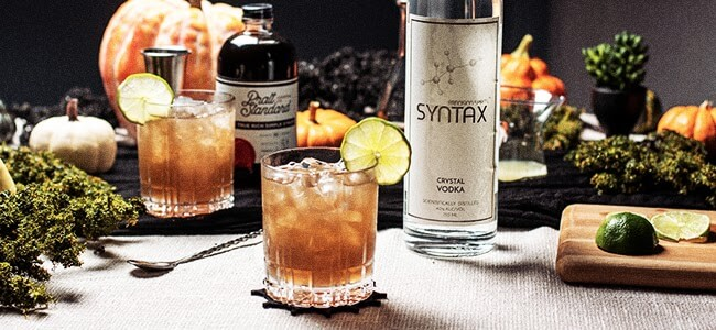 Halloween Cocktails Courtesy of Syntax Spirits