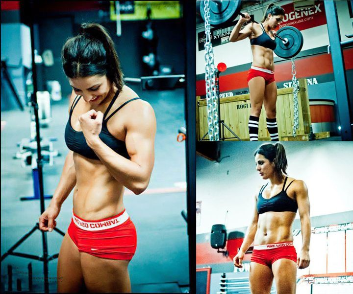 Jackie Perez (CrossFit Athlete)