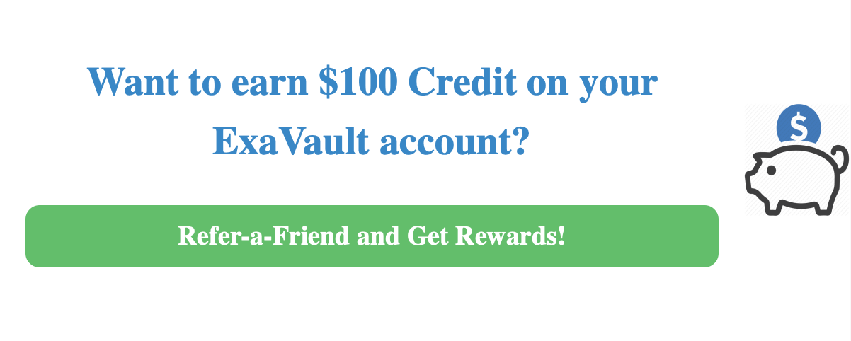 Refer-a-friend and earn rewards