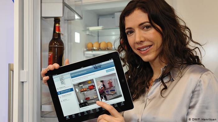 Энергосберегающий холодильник плюс планшетник: экономия энергии под вопросом