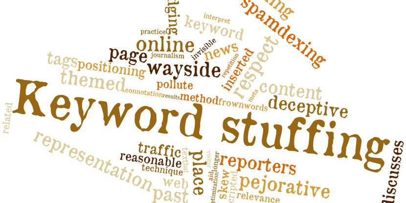 Image result for keyword stuffing