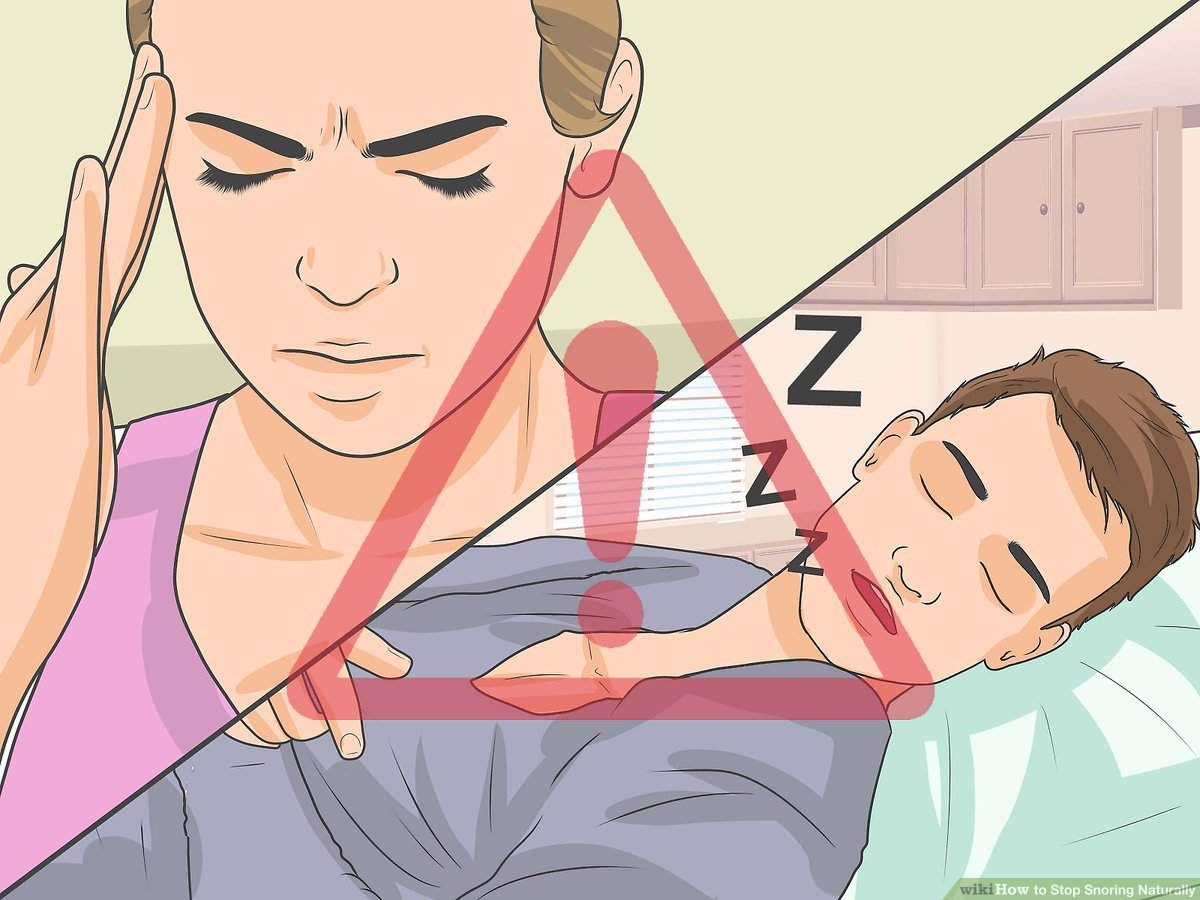Yoga Exercises to Stop Snoring