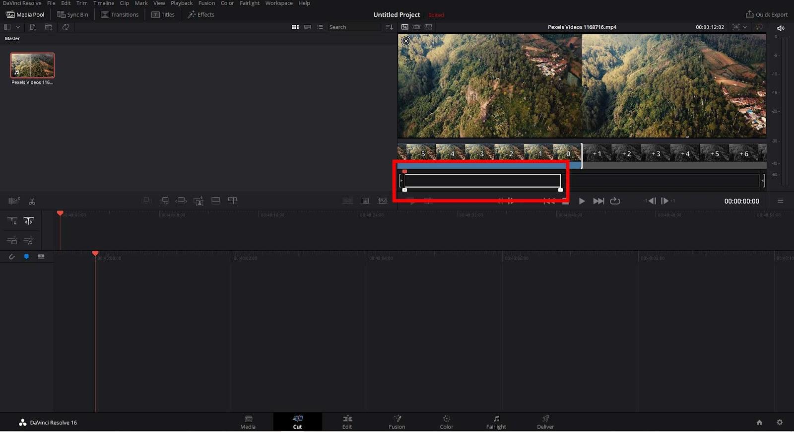 How To Cut Videos In DaVinci Resolve