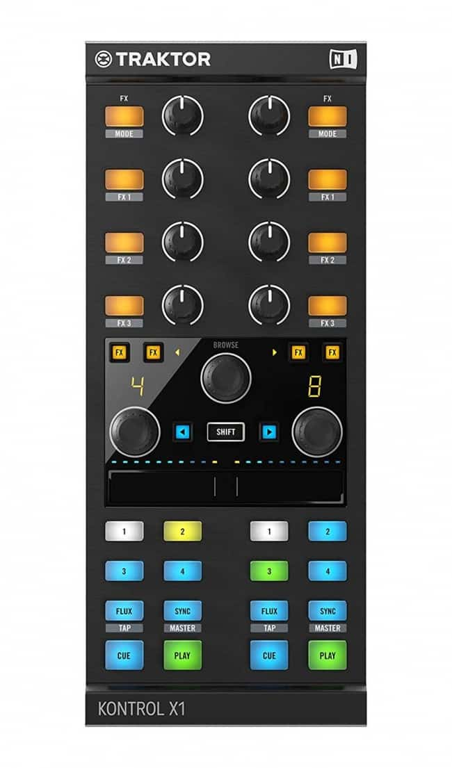 Contrôleur DJ Native Instruments Traktor Kontrol X1 MkII