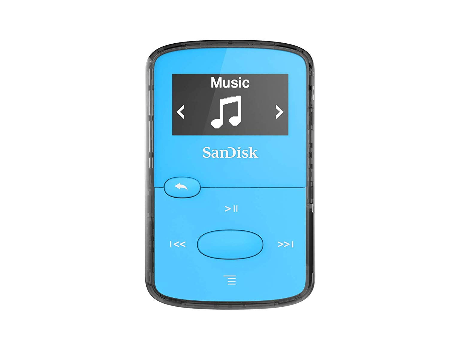Sandisk 8GB Clip Jam MP3 Player (Best Budget)