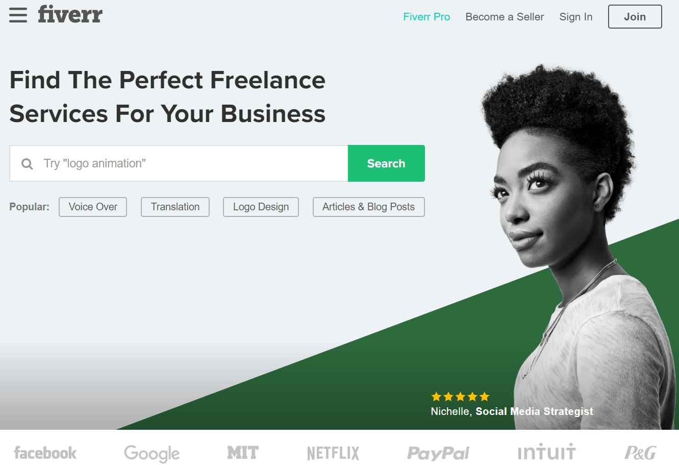 The $5 Logo: The Ultimate Fiverr Review - Folyo