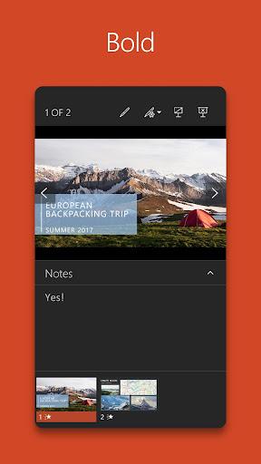 Microsoft PowerPoint- screenshot thumbnail