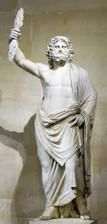 Image result for greek god Jupiter