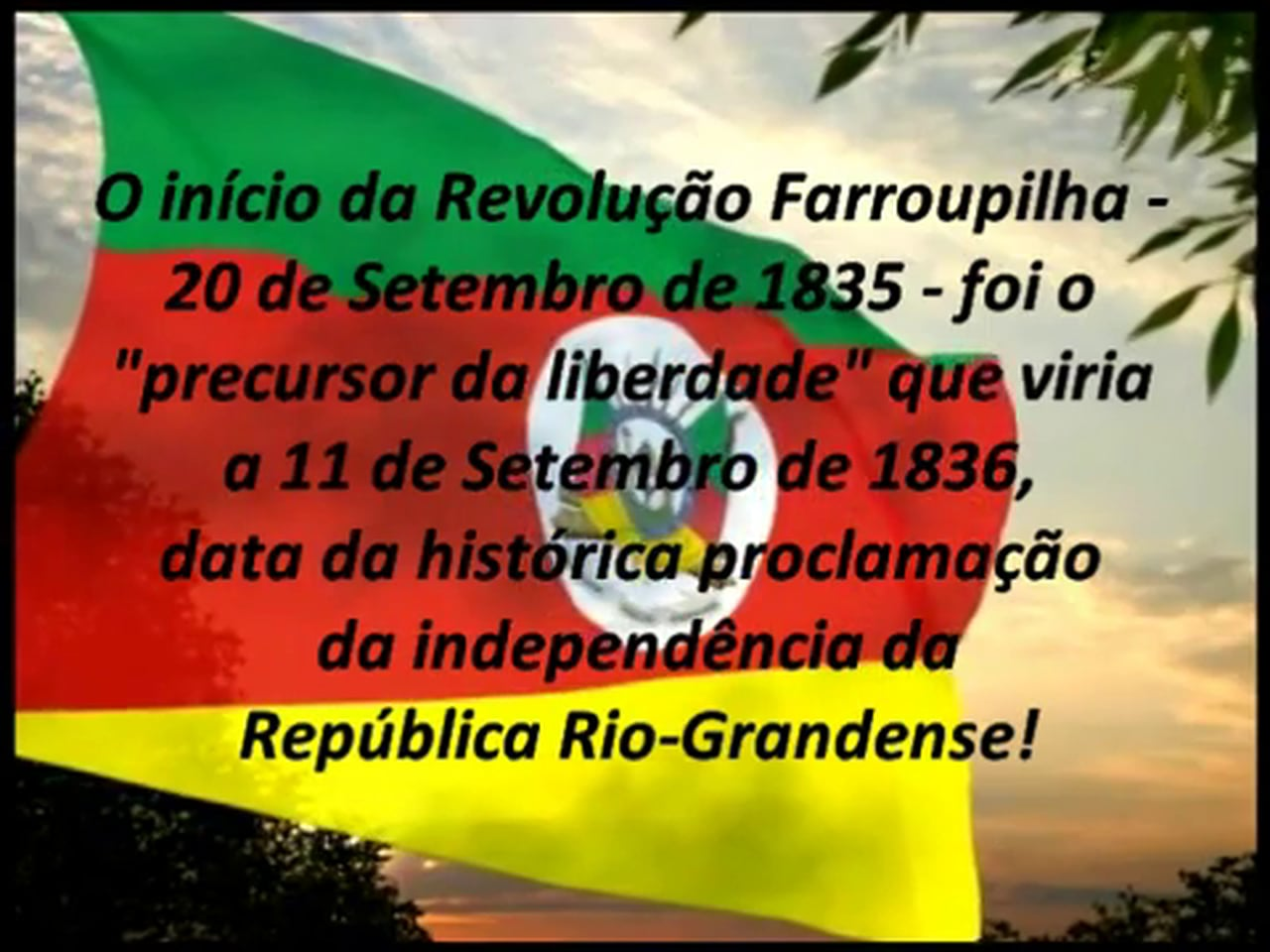Hino Rio-Grandense Rio Grande