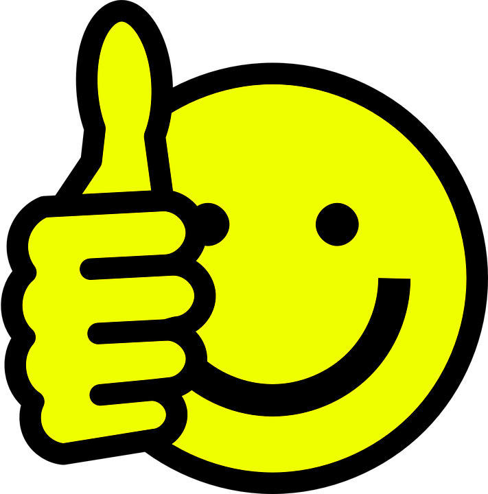 Thumbs Up, Pouce, Main