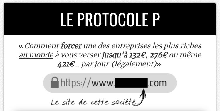 Protocole P code AMZ Mathieu Lebeaux Avis