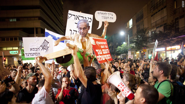 Image result for protests in israel