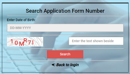 JEXPO 2021 Application Form Number