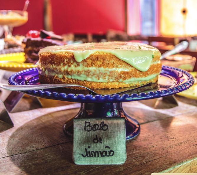 Kuchen Brasilien Trancoso Bahia