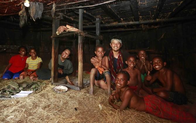 47 Koleksi Gambar Rumah Adat Papua Dan Keunikannya Gratis Terbaru