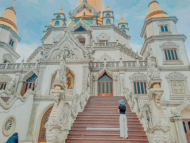 chùa ở Sài Gòn đẹp