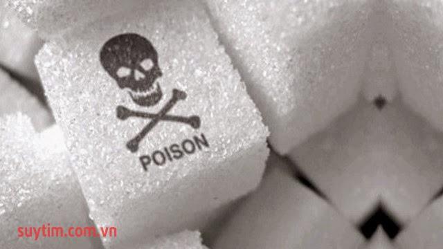 Đường có nguy cơ làm tăng huyết áp hơn cả muối