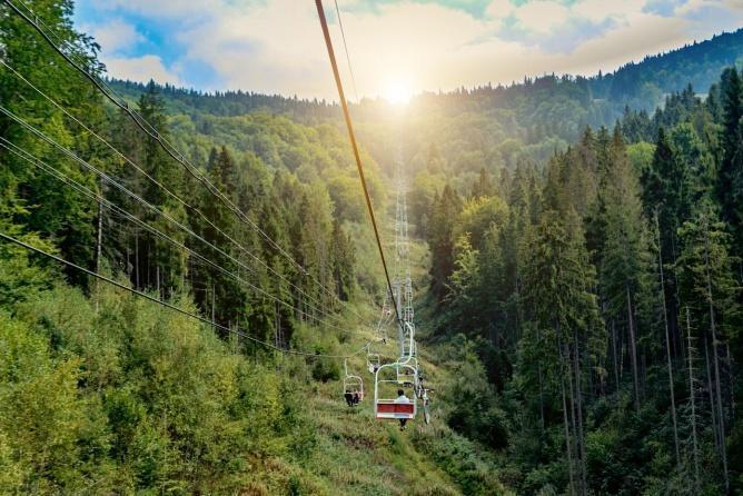 славське куди піти чим зайнятися що подивитися взимку влітку