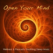 Open your Mind: Wellness & Peaceful Soothing Sleep Music for Relaxation & Dreaming, Reiki Zen Meditation Relaxing Nature Sounds for Calm & Inner Peace