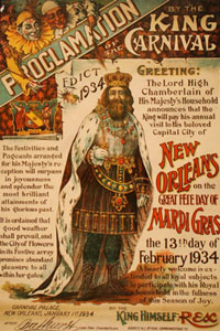 Mardi gras time jovina cooks parade and introduced if ever i cease to love as the mardi gras anthem one of the high points of rex is the arrival of the rex king on a riverboat m4hsunfo