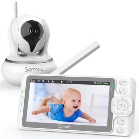 Samxic Baby Monitor Review