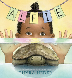 Alfie: The Turtle that Disappeared by Thyra Heder