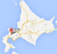 有島記念館・地図