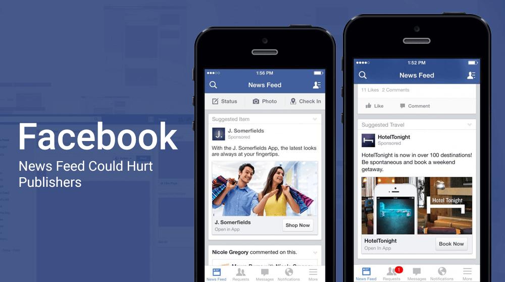 Thuật toán Facebook News Feed cực kỳ phức tạp (cre: WeeTech Solution Pvt Ltd)