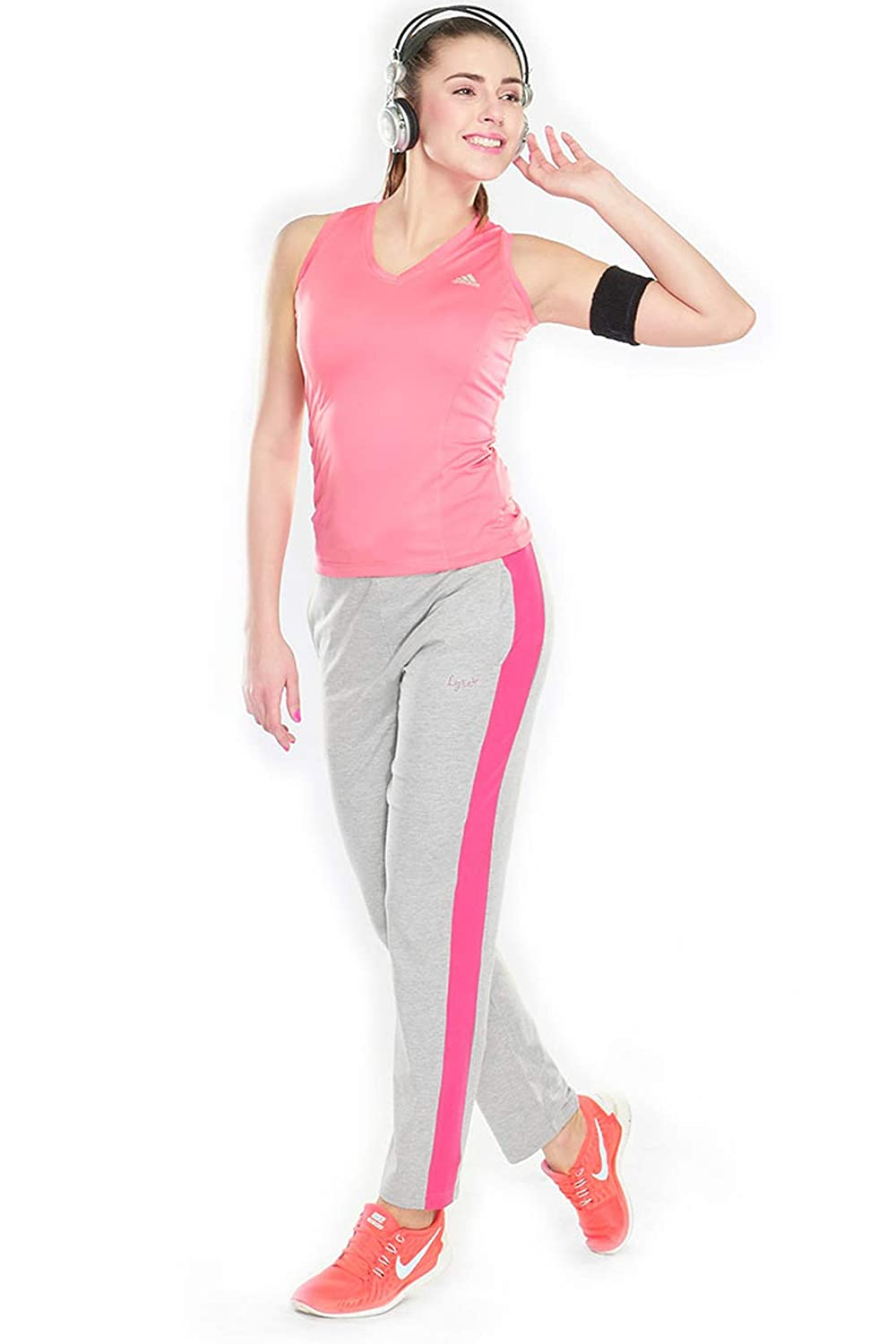 Lux Lyra Track Pants For Women