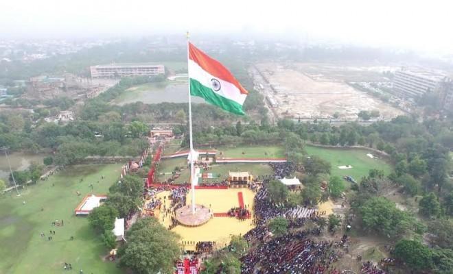 Faridabad-Flag