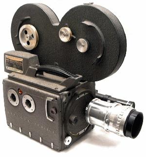 Resultado de imagem para camera de filmagem antiga