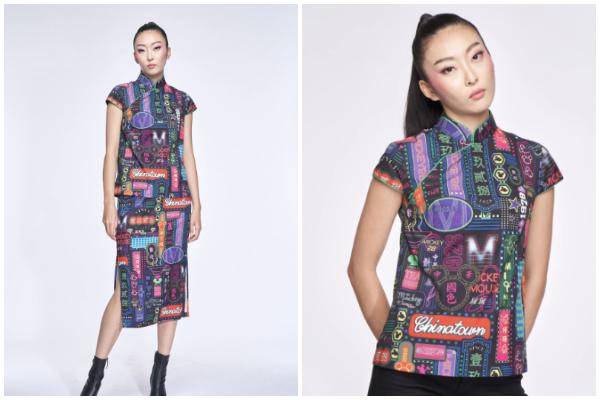 旗袍 穿搭 時尚 設計旗袍 訂製旗袍