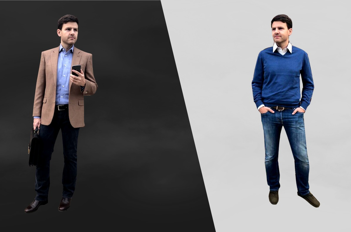 Business casual vs smart casual
