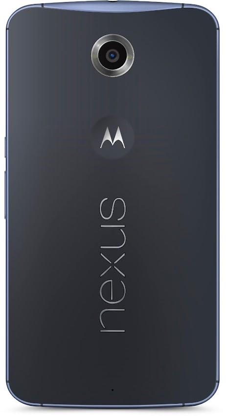 Nexus 6 Rückseite