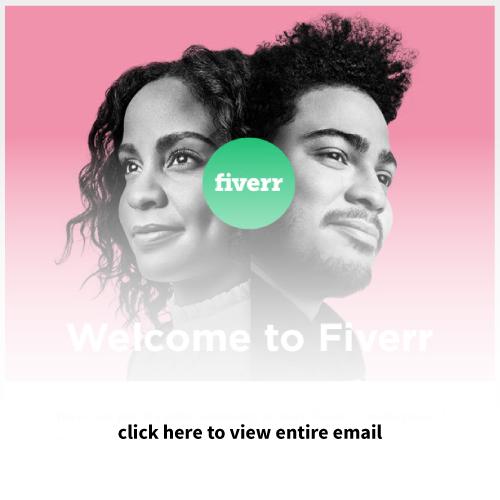Mailigen Welcome Emails Fiverr