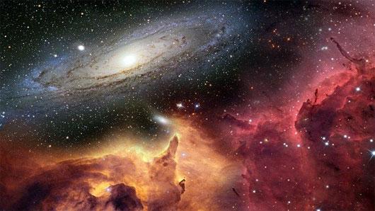 Vũ trụ được làm từ gì?