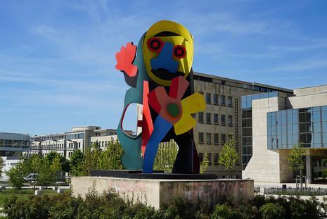 Anti-Robot de Karel Appel