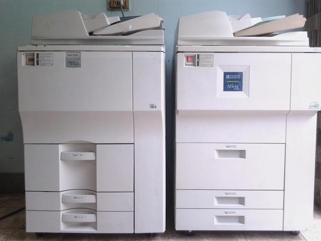 Các bạn nên tham khảo giá thu mua máy photocopy từ nhiều nơi