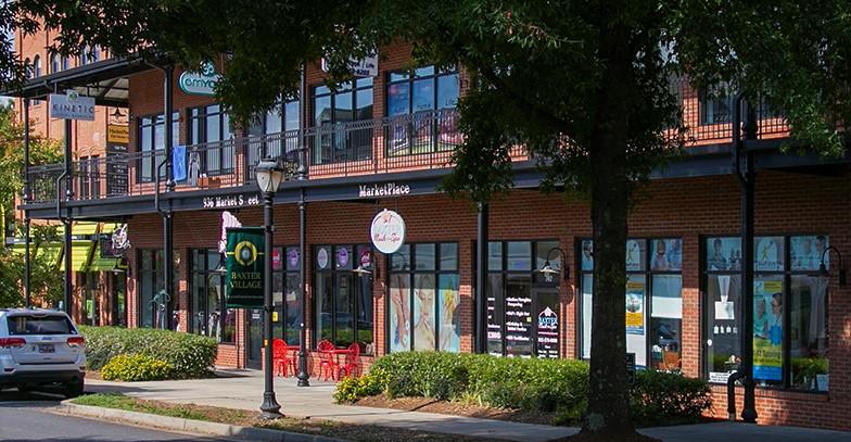 Baxter Town Center Fort Mill SC
