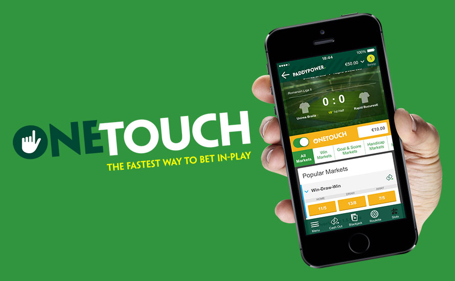 paddy power mobile app image