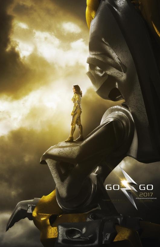Power Rangers Movie Yellow Zord