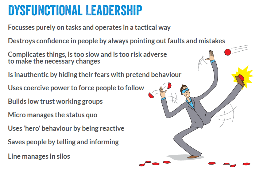 How to Be a Bad Leader